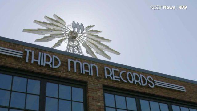 Vice news third man records